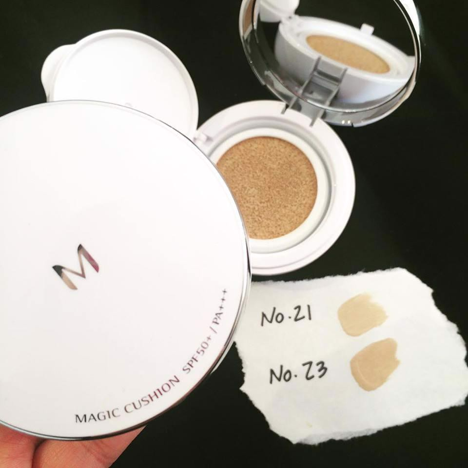 Phấn Nước Kiềm Dầu Missha M Magic Cushion SPF50+/PA+++ – Bicicosmetics