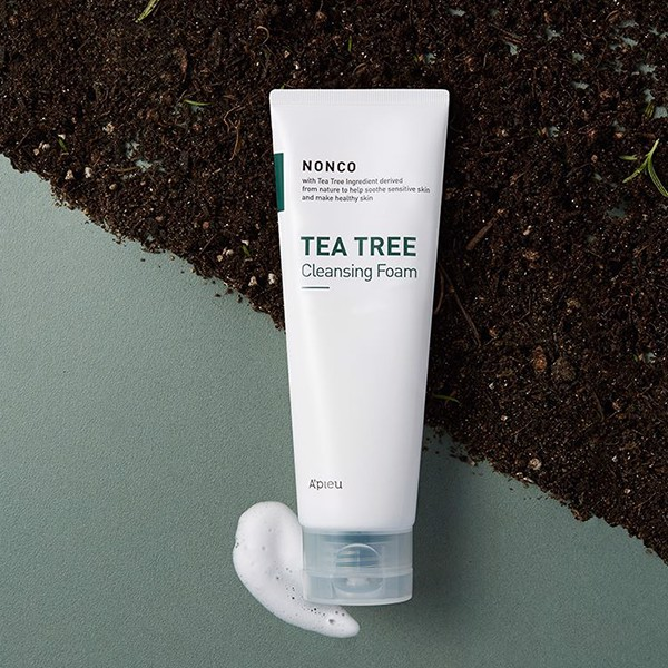 Sữa Rửa Mặt A'Pieu Nonco Tea Tree Cleansing Foam