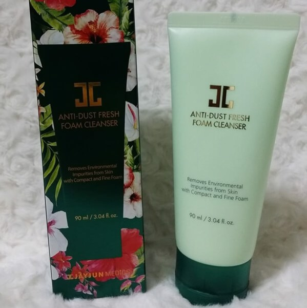 Sữa Rửa Mặt Jayjun Medics Anti-Dust Fresh Foam Cleanser