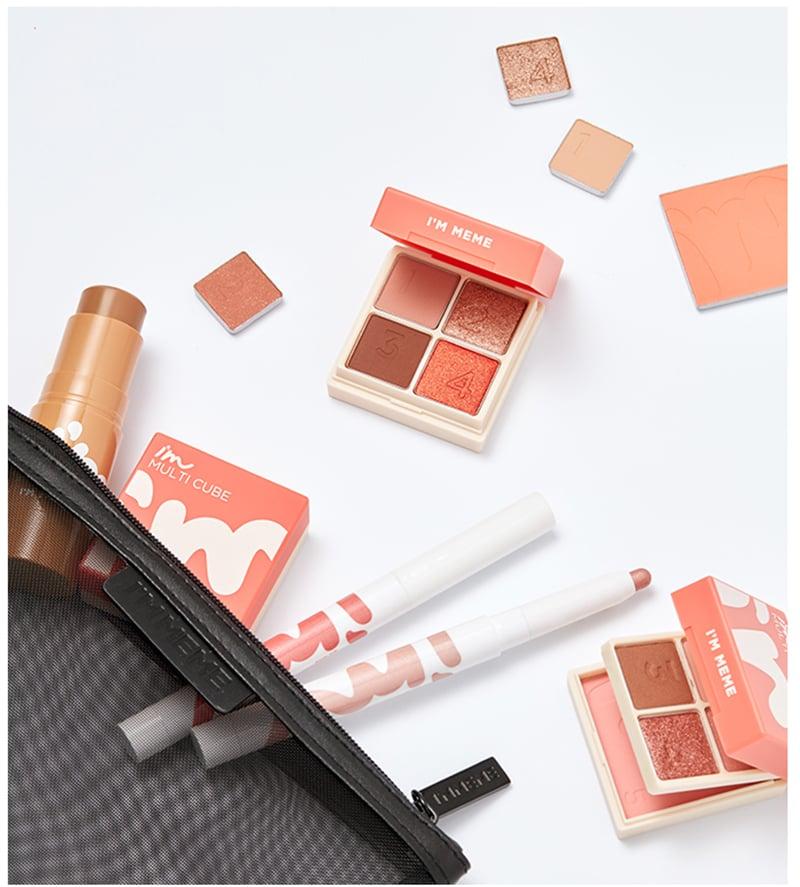 I'm Multi Cube được thiết kế nhỏ nhắn, gọn nhẹ, tiện lợi cho việc đi du lịch- Bici Cosmetics
