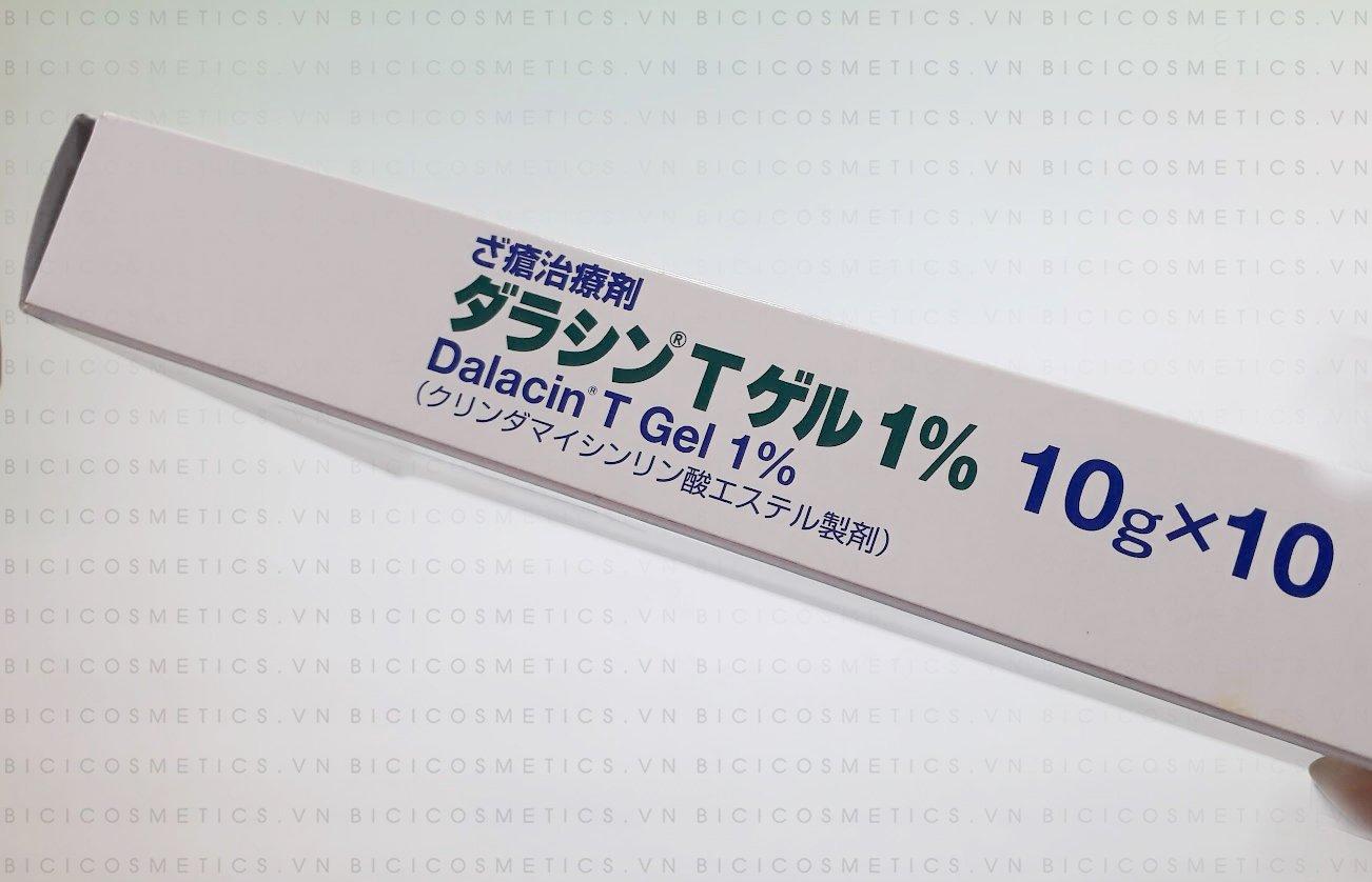 Các thành phần trị mụn hầu như dựa trên hoạt động tiêu diệt vi khuẩn P. Acnes.- Bici Cosmetics