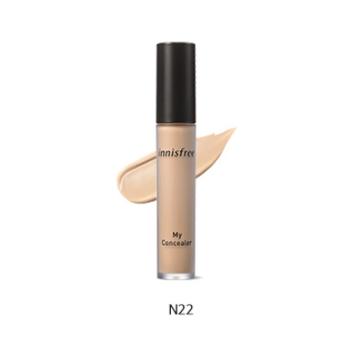 [NEW 2019] Kem che khuyết điểm toàn diện Innisfree My Concealer Wide Cover