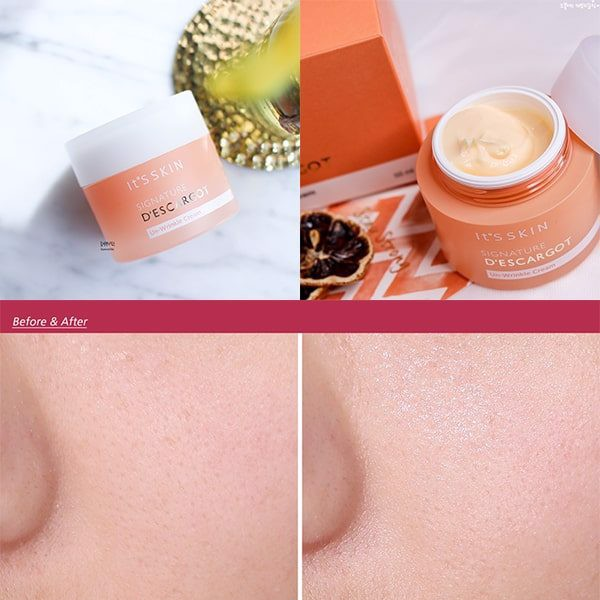 Kem dưỡng da It'S Skin Signature D'escargot Un-Wrinkle Cream