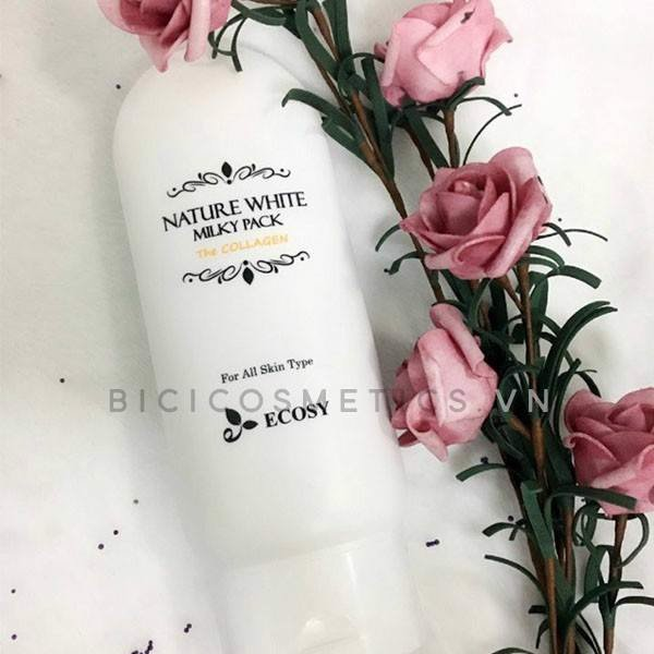 Ủ Trắng Nature White Milky Pack ECOSY