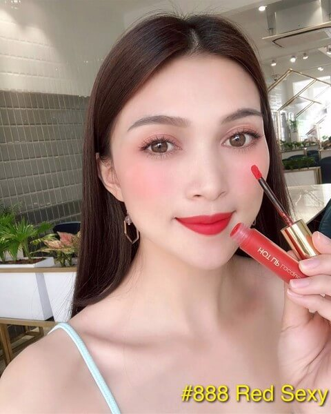 Son Kem Lì Hot Lip Lacquer Zelyn Skin - bicicosmetics.vn