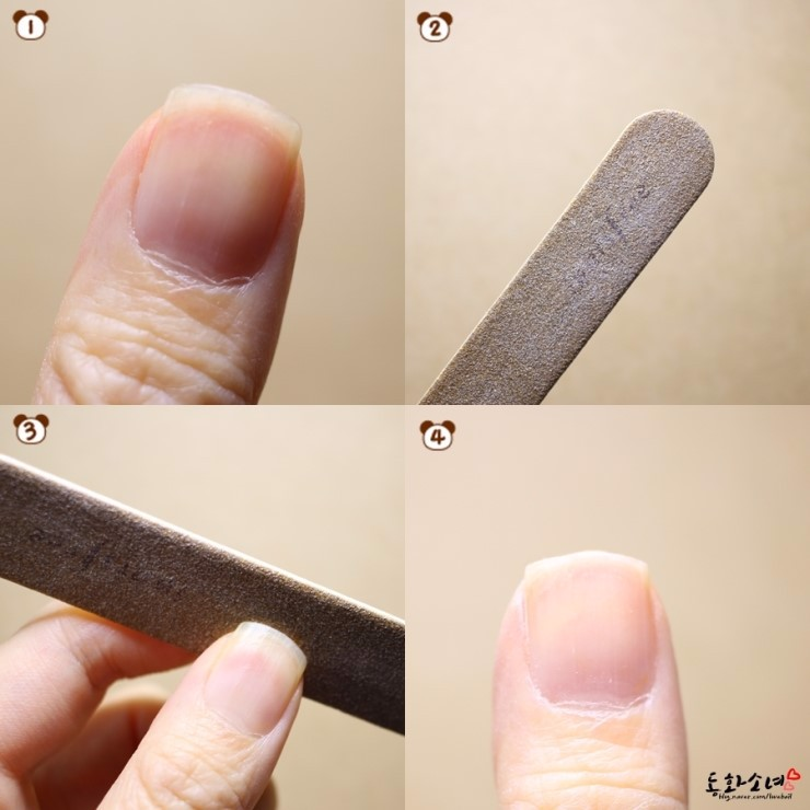 [NEW] Dũa móng tay hai mặt Innisfree Beauty Tool Nail Emery Board