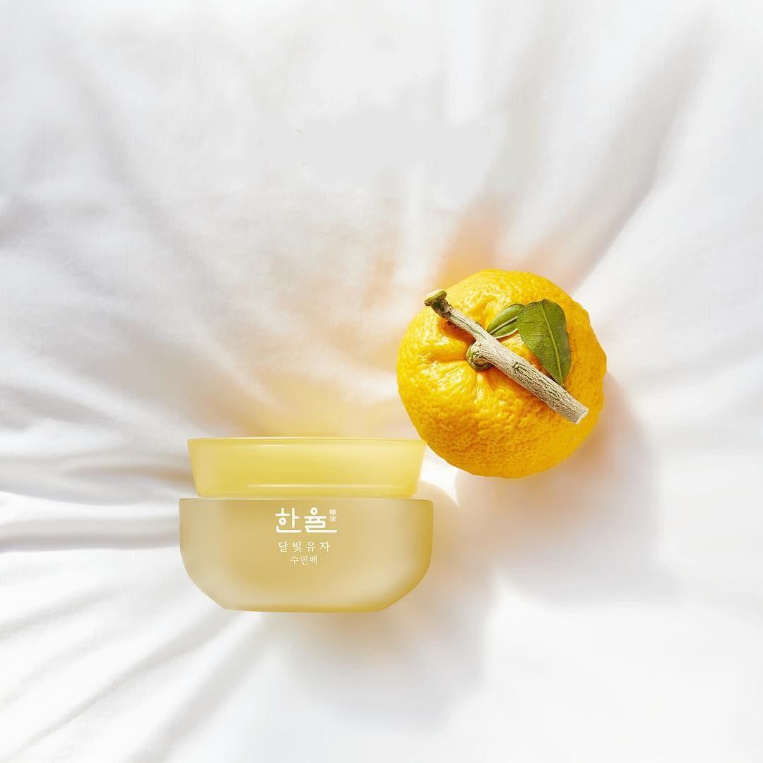 Hanyul Yuja Sleeping Mask - Bici Cosmetics