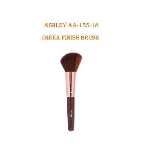 (T)(B) Cọ Ashley Cheek Finish AA-155-18