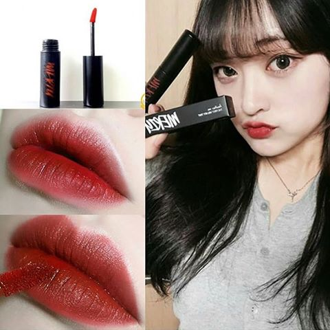 Merzy Another Me The First Velvet Tint V6 -bicicosmetics