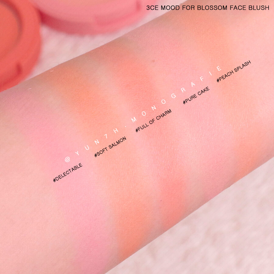 3CE Mood For Blossom Edition - Bici Cosmetics