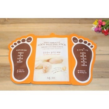 (M) Mặt Nạ Chân MJCARE Soft Miracle Foot Peeling Pack