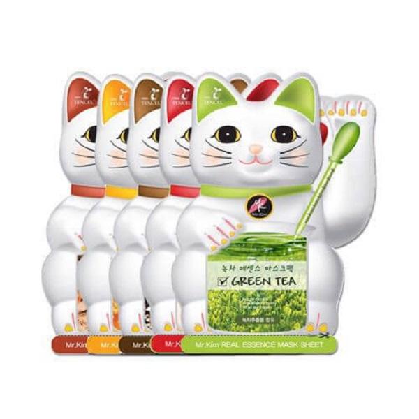 Mặt nạ Mr.Kim Real Essence Mask Sheet-bicicosmetics.vn