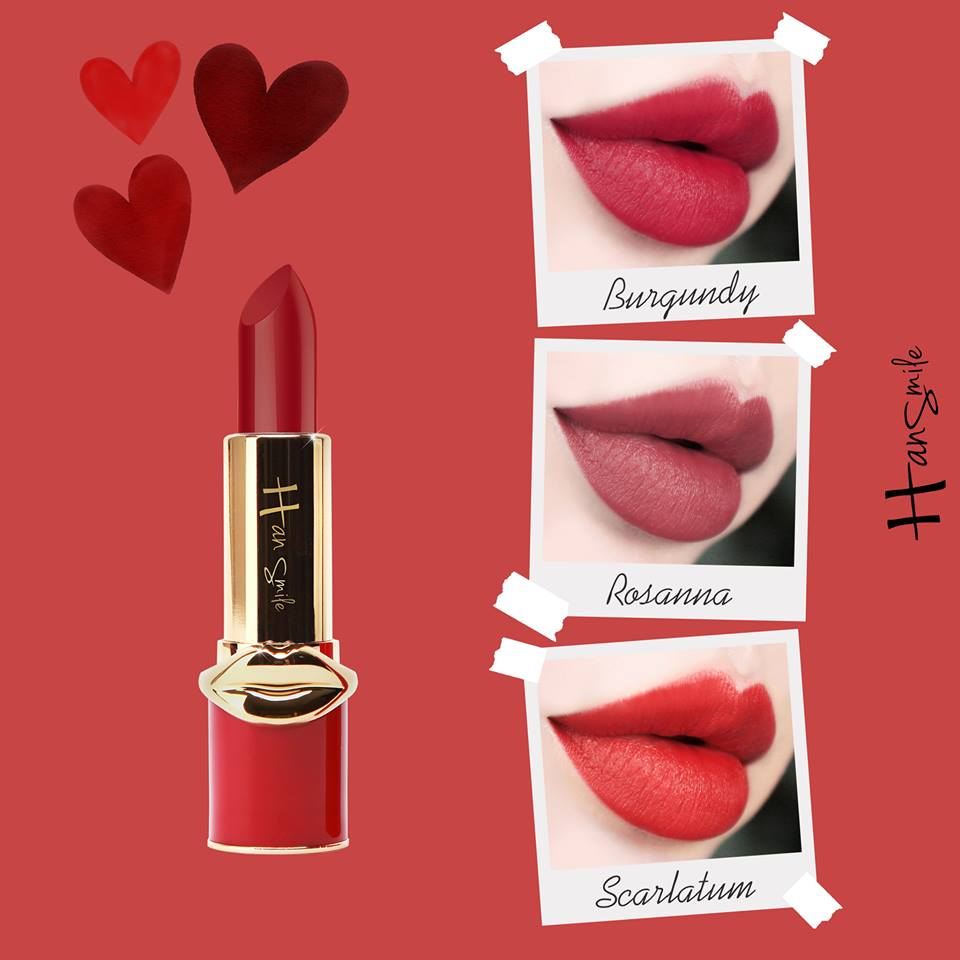 Hansmile Mystic Lipstick Limited Edition - Bici Cosmetics