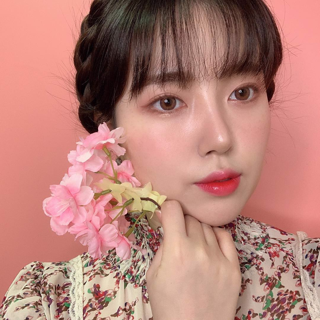 [Hot New] Son Bóng Etude House Blossom Picnic Shine Chic Lip Lacquer