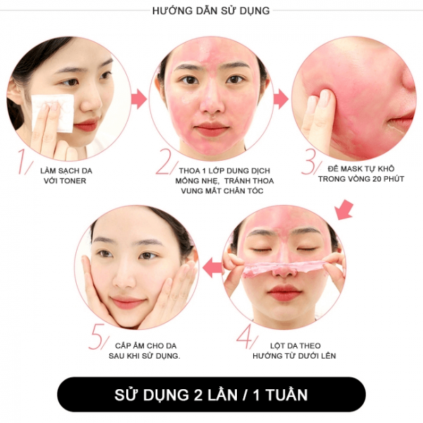 Mặt Nạ So' Natural Special Care Pink Eraser Calamine Mask