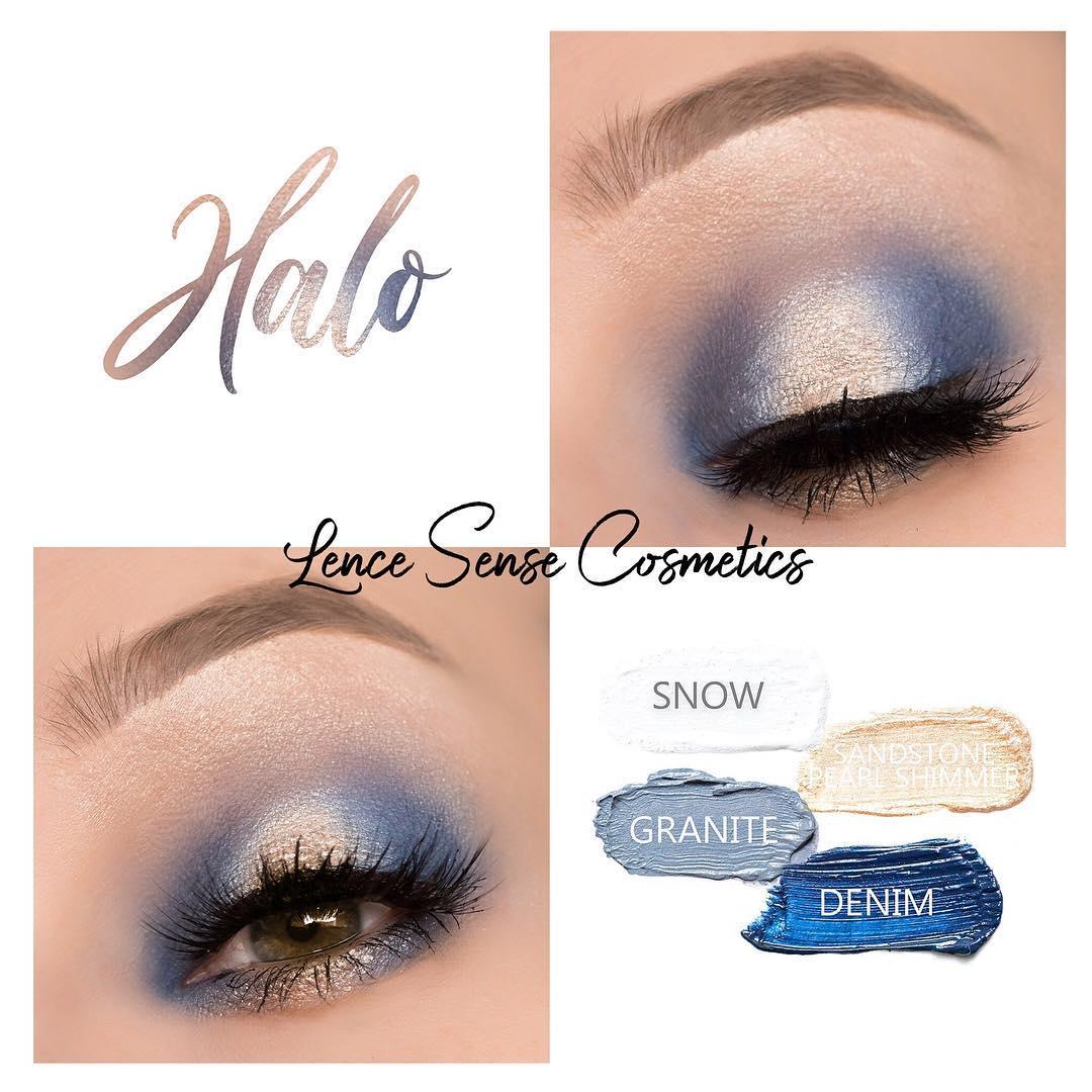 Halo Eyes Makeup - Bici Cosmetics