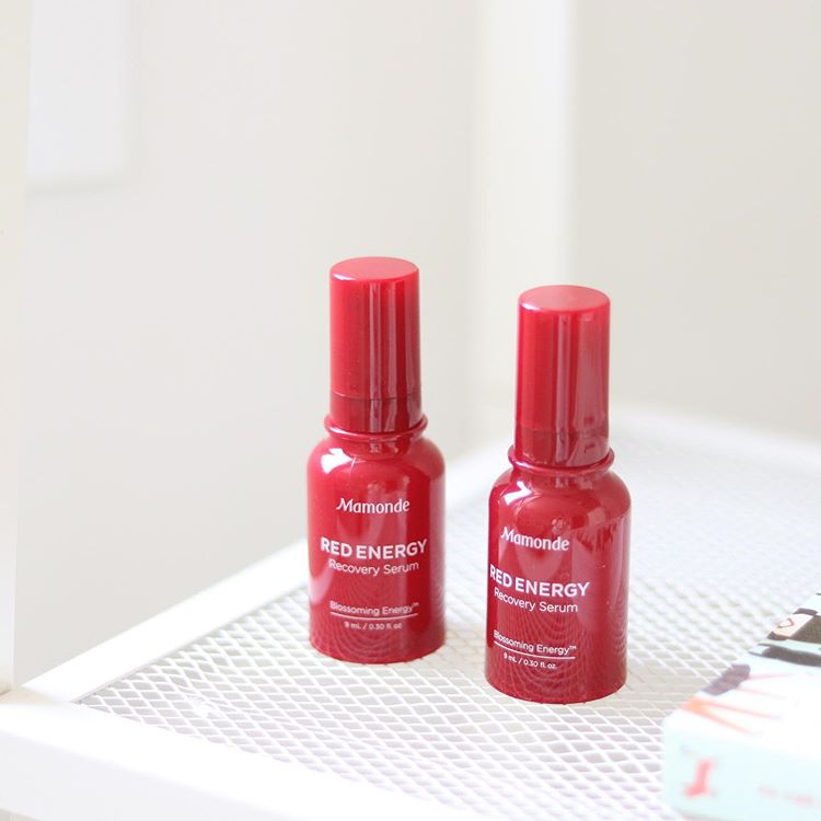 Mamonde Red Energy Serum - Bici Cosmetics
