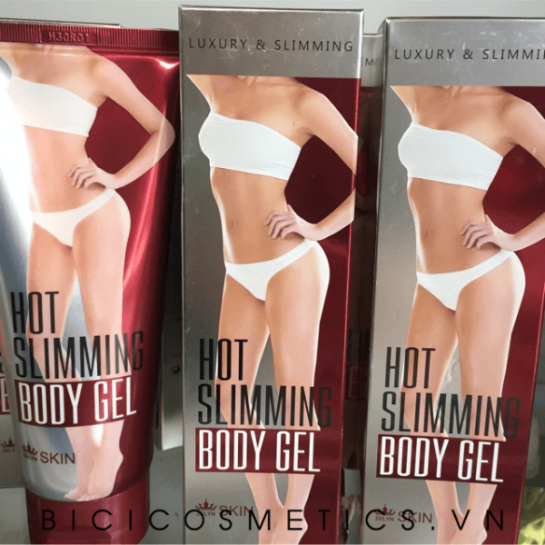 Gel Tan Mỡ Toàn Thân Zelyn Skin Hot Slimming Body