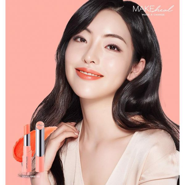 Son dưỡng môi Make Heal COLLAGEN TINT LIP GLOW