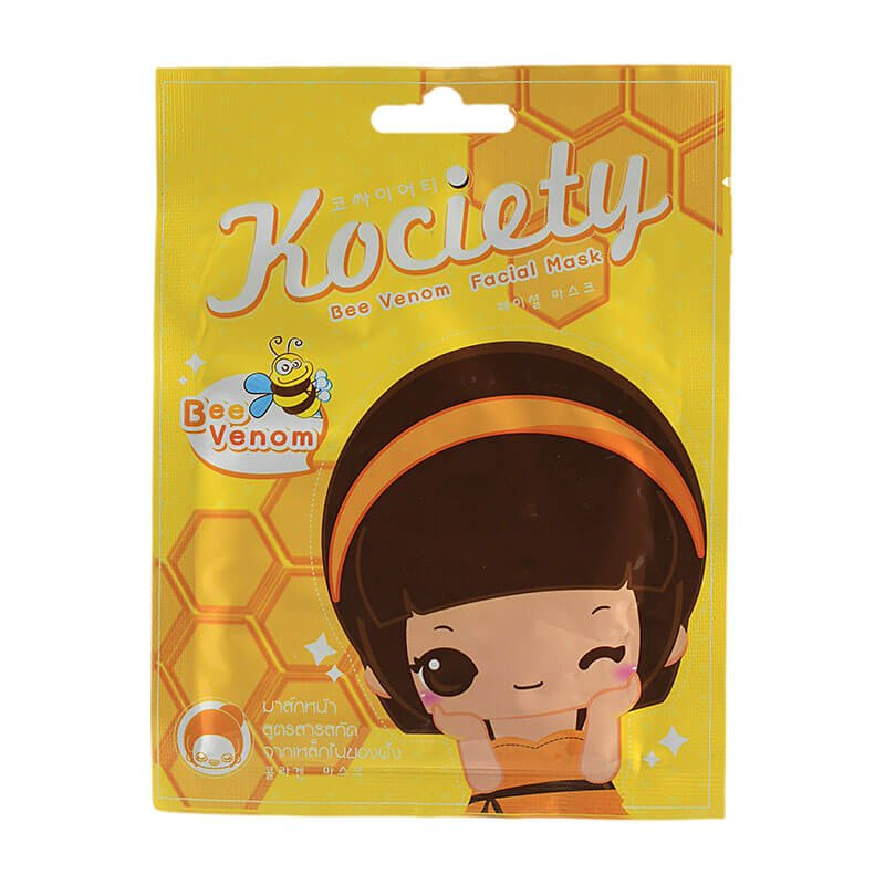 Kociety Facial Mask - Bee Venom (27g)