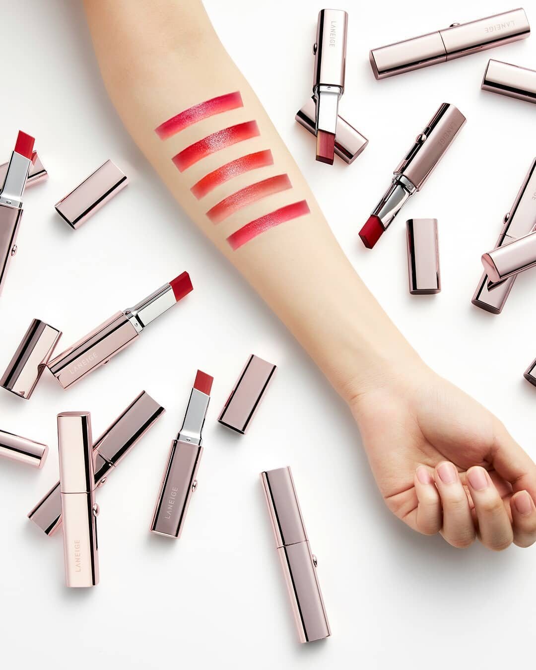 Laneige Layering Lip Bar - Bici Cosmetics