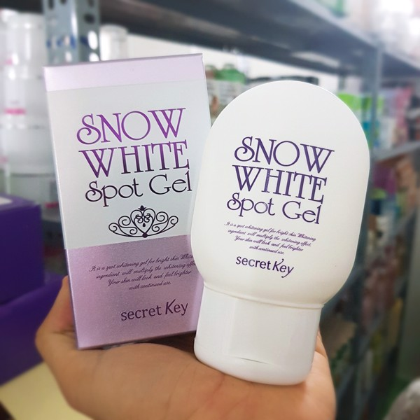 Gel Trị Thâm Secret Key Snow White Spot Gel 65g