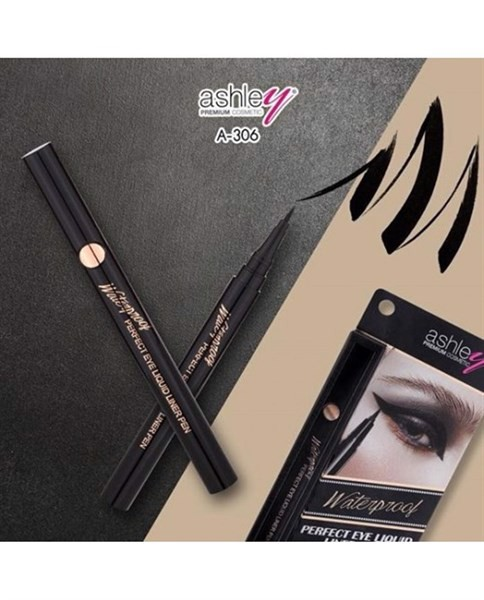 .Eyeliner Ashley Perfect Eye Liquid Pen A306