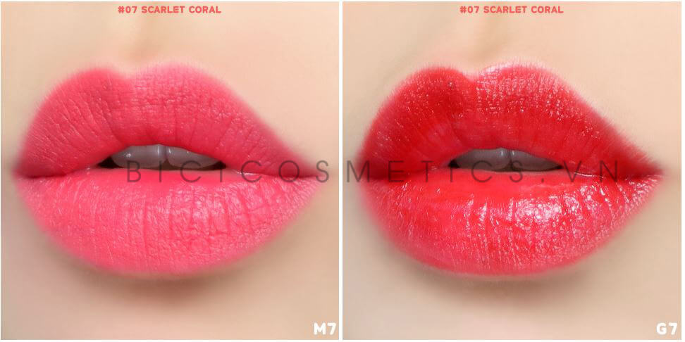 Son Thỏi Lì 2 Đầu Milimage Two Way Color Stick – Bicicosmetics.vn