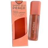 Son Môi Nee Cara Be Colorful Sweet As A Peach Liquid Lipstick N614
