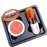 Set Son Và Phấn Mắt Nee Cara Eye Shadow & Lipstick Makeup Kits N204
