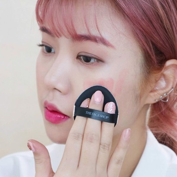 The Face Shop 3 In 1 Multi Swing Cushion