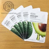 Mặt Nạ Giấy The Face Shop Real Nature Sheet Mask