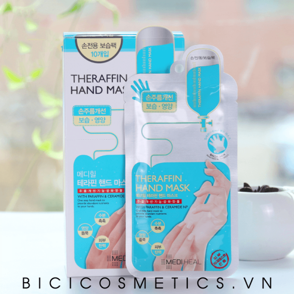 Mặt Nạ Cho Tay Mediheal Theraffin Hand Mask