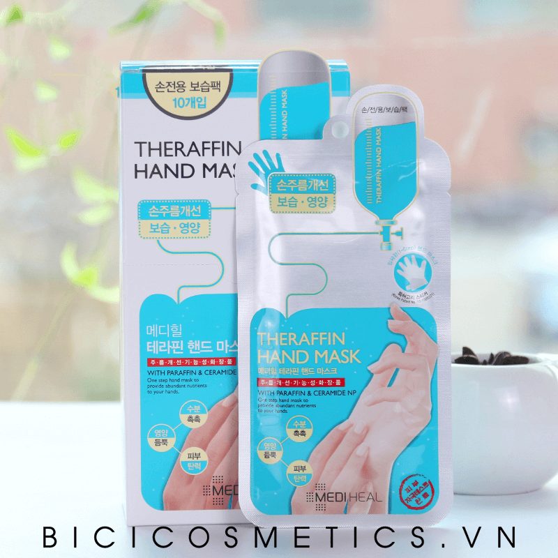 Mặt Nạ Cho Tay Mediheal Therffin Hand Mask