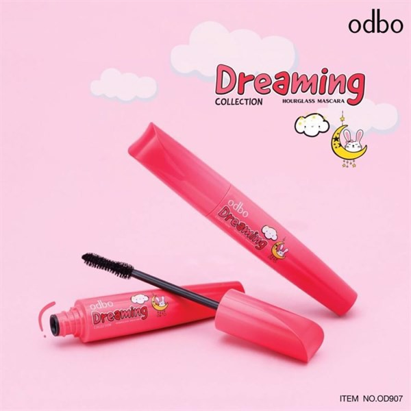 .Mascara Odbo Dreaming Collection Hourglass Mascara OD907