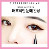 Kẻ Mắt Nước Milky Dress Barbie Make Brush Pen Eyeliner