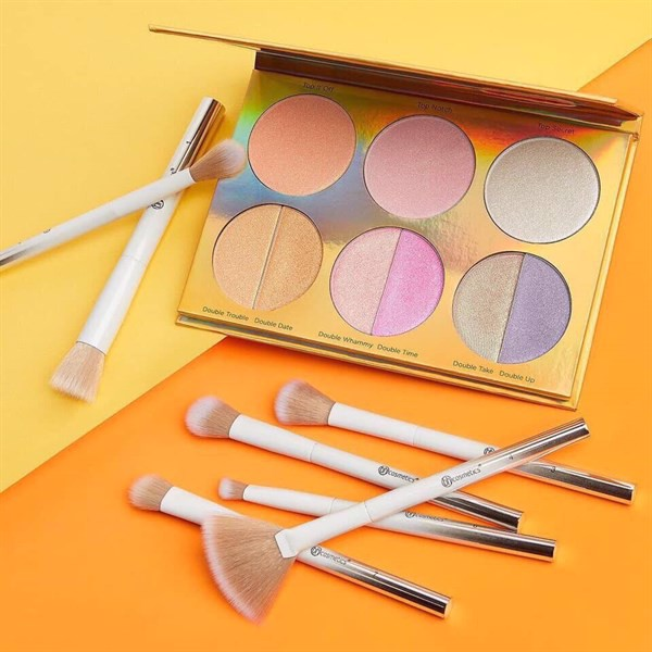 Phấn Bắt Sáng BH Cosmetics Duolight Highlight 9 Color Palette