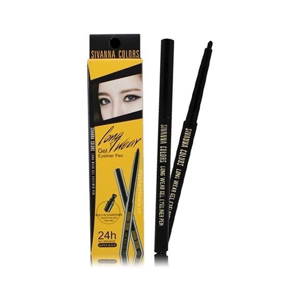 Eyeliner Sivanna Colors Gel Long Wear HF777