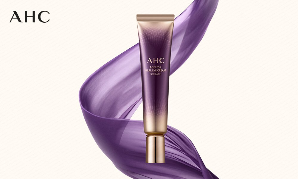 AHC Ageless Real Eye Cream For Face - Bici Cosmetics