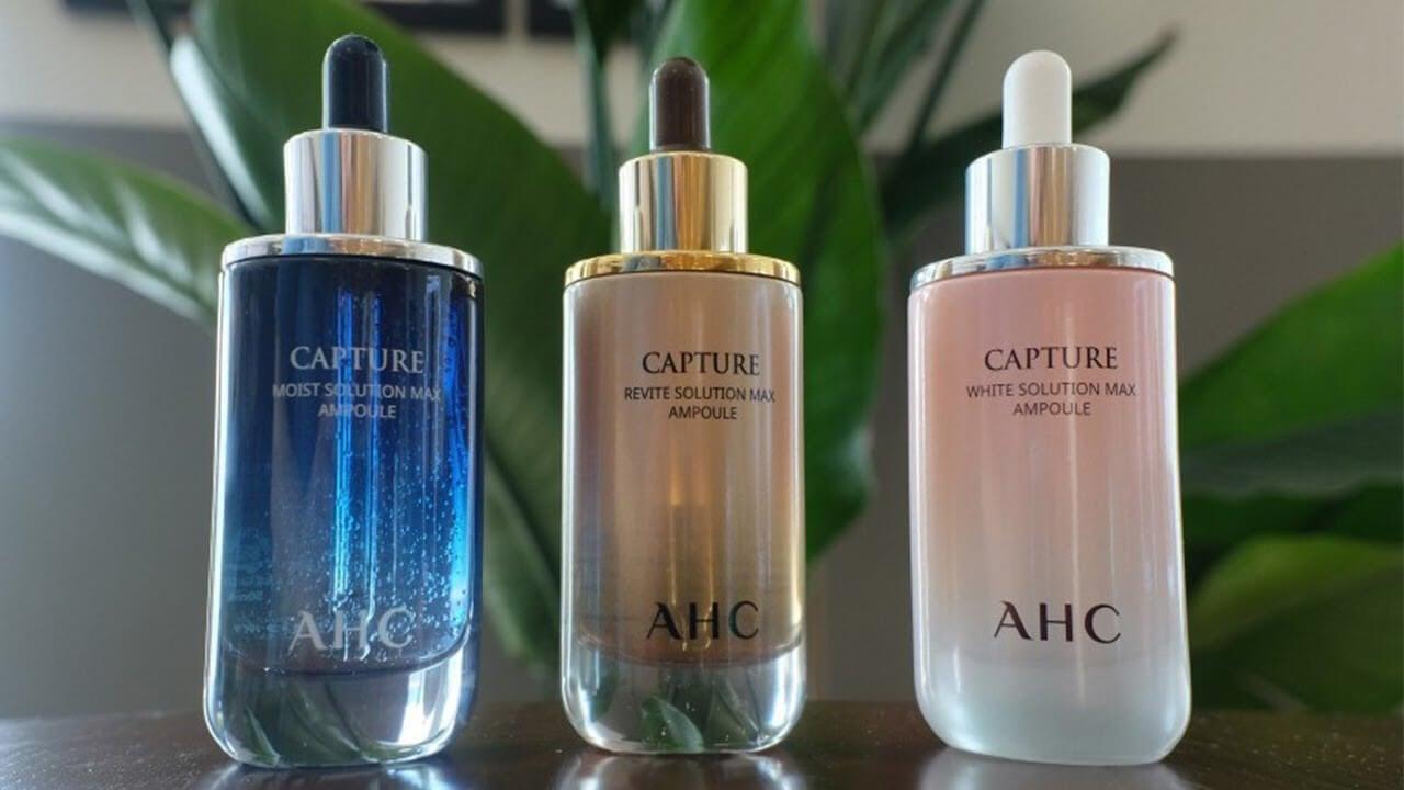 AHC Capture Solution Max Ampoule - Bici Cosmetics