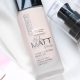 Catrice All Matt Plus Shine Control Make Up 18h