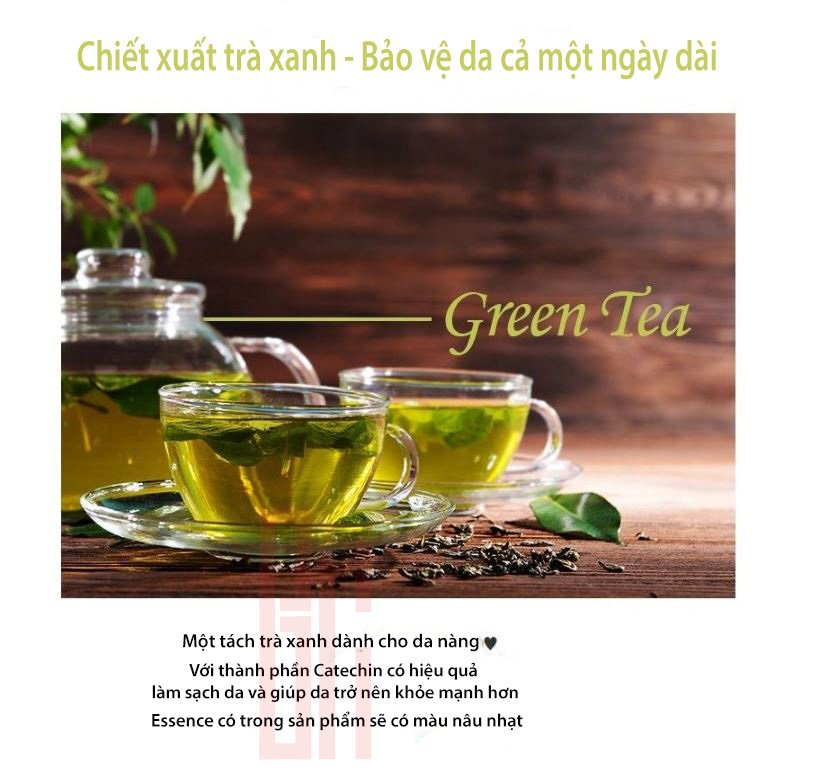 A'PIEU - Daily Sheet Mask Green Tea6 Bici Cosmetics