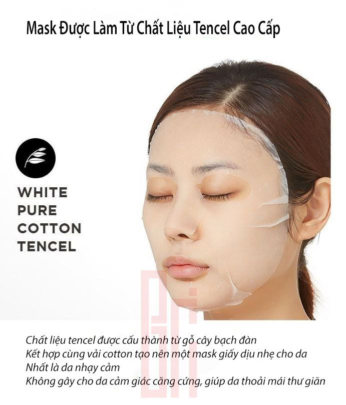 A'PIEU - Daily Sheet Mask Green Tea7 Bici Cosmetics