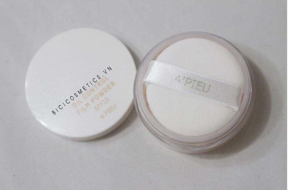 A'PIEU Oil Control Film Powder XP 2- Bici Cosmetics