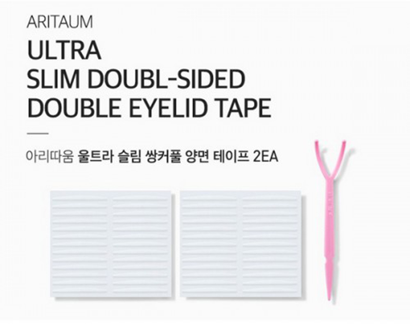 Miếng Dán Kích Mí Aritaum Ultra Slim Double-Sided Double Eyelid Tape - Bici Cosmetics