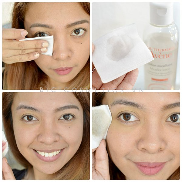 AVENE LOTION MICELLAIRE CLEANSER AND MAKEUP REMOVER3 - Bici Cosmetics