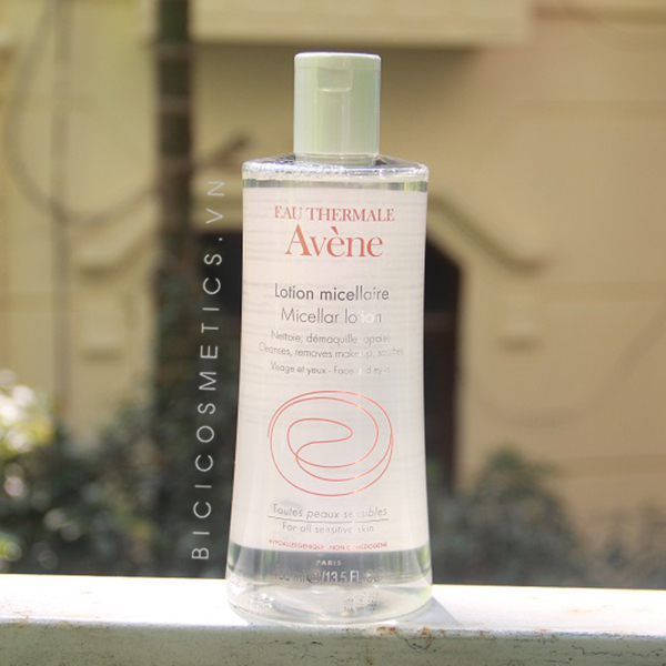 AVENE LOTION MICELLAIRE CLEANSER AND MAKEUP REMOVER4 - Bici Cosmetics
