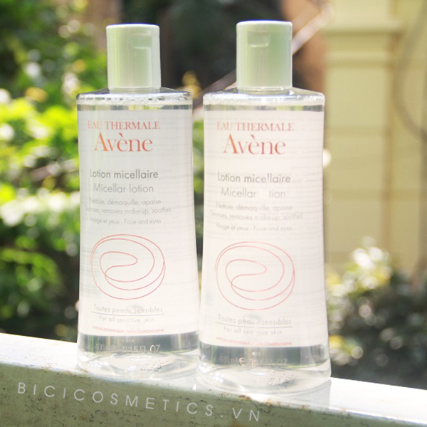 AVENE LOTION MICELLAIRE CLEANSER AND MAKEUP REMOVER6 - Bici Cosmetics