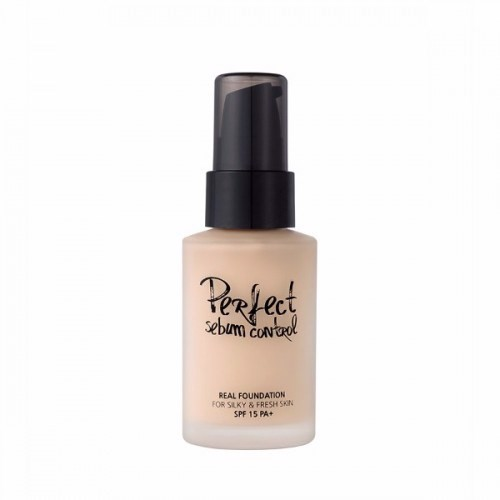.Kem Nền Touch In Soul Perfect Sebum Control Real Foundation