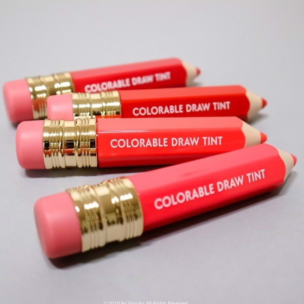Son Kem Hình Bút Chì It's Skin Colorable Draw Tint
